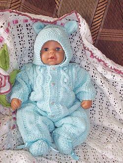 вязаные вещи как тепло и красиво одеть ребенка к зиме