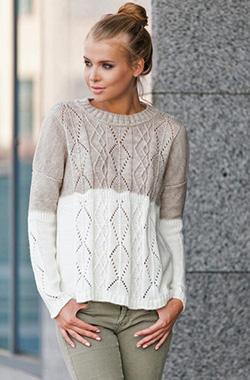 вязаная мода зима весна 2013
