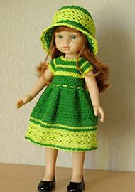 вяжем одежду для кукол схемы и советы для начинающих интернет