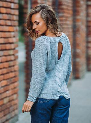 вязание спицами свитера выбор пряжи для вязания свитера