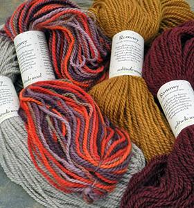 виды пряжи для ручного вязания и ее свойства