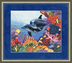 Рамы багетные серии Подводный мир