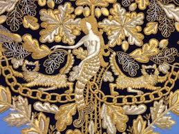 Виды шитья золотом