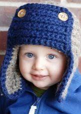 Вязаные шапочки – всегда на пике моды