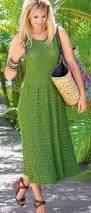 Как выбрать свое летнее вязаное платье