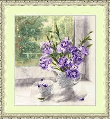 Багетные рамки серии «Любимые цветы»