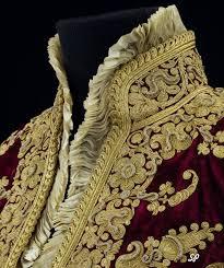 Вышивка золотом – необычное старинное занятие