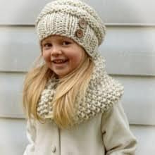 Вязаные шапочки для детей