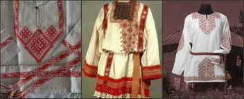 Вышивка – из древности в современность