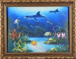 Рамы багетные серии Подводный мир»