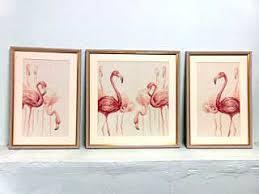 Рамы багетные серии Фламинго