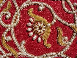 Золотое шитье на Руси