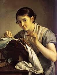Вышивка крестиком – лечебный эффект