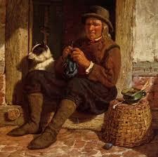 история вязания история вязания крючком история вязания спицами