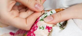 Вышивание – интересный и увлекательный процесс