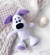 Вязаные крючком игрушки - идеальный подарок ребенку